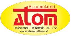 Atom srl Accomulatori